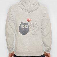 Owl Love Hoody
