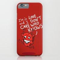 iPhone & iPod Case featuring Foolish Heart by awkwardyeti