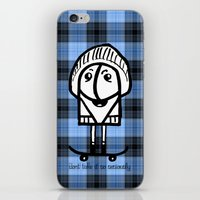 Plain and Simple iPhone & iPod Skin