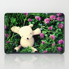 Clover Fields iPad Case