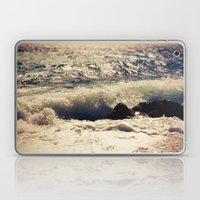 autumn sea Laptop & iPad Skin