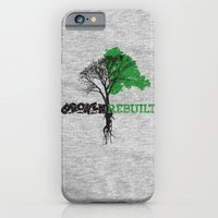 iPhone & iPod Case featuring Broken Rebuilt by 1Name Design