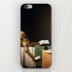 The Death of Robat iPhone & iPod Skin