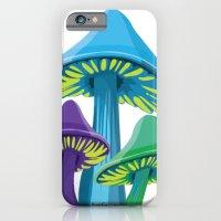 Alice's Shrooms iPhone 6 Slim Case