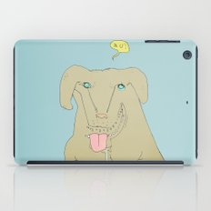 Dogdy dog iPad Case
