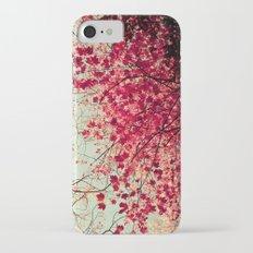 Autumn Inkblot Slim Case iPhone 7
