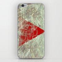 Rusty Future iPhone & iPod Skin