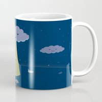 How Clouds Stay Fluffy Mug