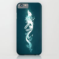 iPhone & iPod Case featuring Light Fox by Freeminds