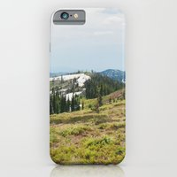 iPhone & iPod Case featuring BITTERROOT MOUNTAINS  by Megan Robinson