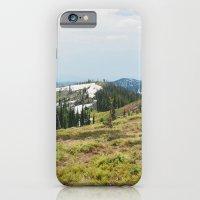 BITTERROOT MOUNTAINS  iPhone 6 Slim Case