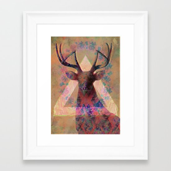 Wild Side  Framed Art Print