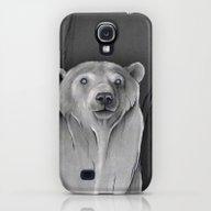 Teddy Bear Galaxy S4 Slim Case