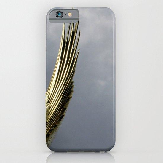 """Siegessäule  (Berlin) """"A SAFE PLACE"""" series iPhone & iPod Case"""