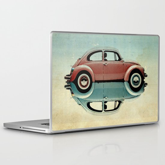 love bug Laptop & iPad Skin