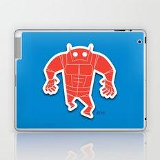 Big Red Laptop & iPad Skin