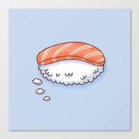 Sushi Dream Canvas Print