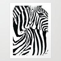 Rectanglebra Art Print