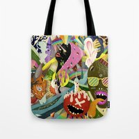 The Circus #01 Tote Bag