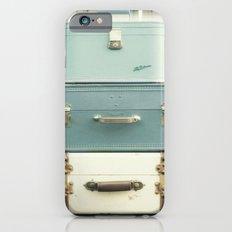 Journey in Blue Slim Case iPhone 6s