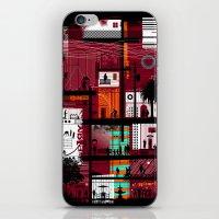 Street Life iPhone & iPod Skin