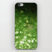 This world isn´t made for fairies - that´s why they fly away... iPhone & iPod Skin