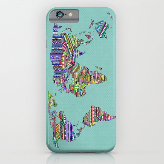Overdose World iPhone & iPod Case