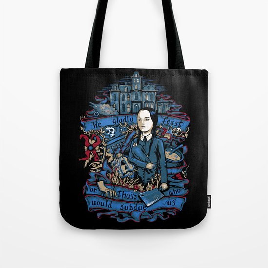 Wednesday Feast Tote Bag