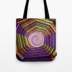 Celtic Spirals Tote Bag