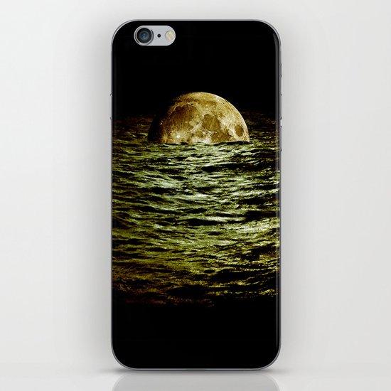 cradling iPhone & iPod Skin