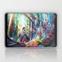Rainbow Shrine Laptop & iPad Skin