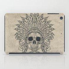 The Dead Chief iPad Case