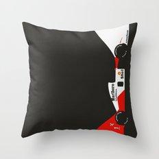 MP4/6 Throw Pillow