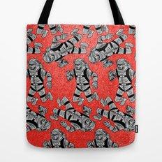Astrobear Tote Bag