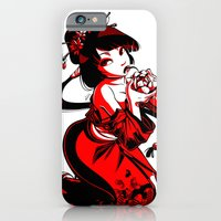 Geisha Design iPhone 6 Slim Case