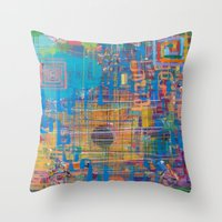It's The End, It's The B… Throw Pillow