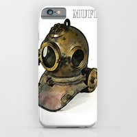 iPhone & iPod Case featuring Treasure Hunter by D77 The DigArtisT