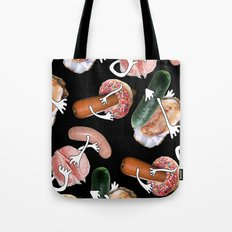 Food Party Tote Bag