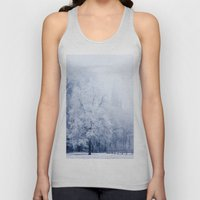 Inspired Trees Unisex Tank Top