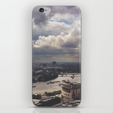 London Above iPhone & iPod Skin