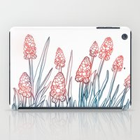 Hyacinths iPad Case