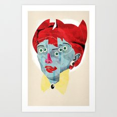 Untitled_04 Art Print