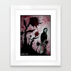 Carrion Flowers Framed Art Print