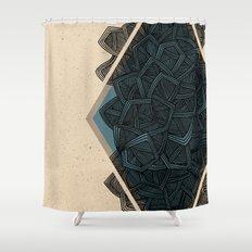 - artefact - Shower Curtain