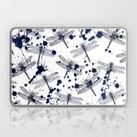 Anisoptera Laptop & iPad Skin