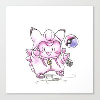 Not Just Another Fairy T… Canvas Print