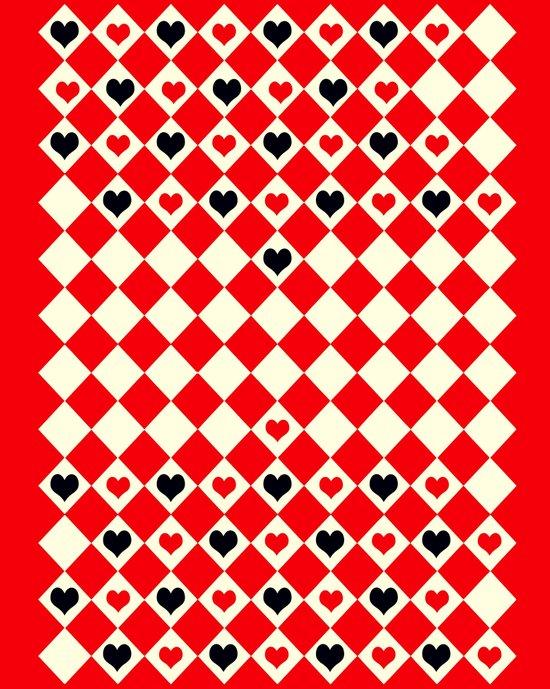 Game of Love! Art Print