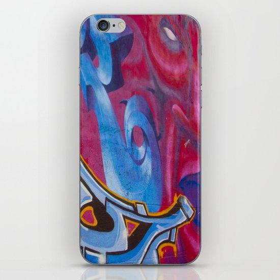 Graffiti iPhone & iPod Skin