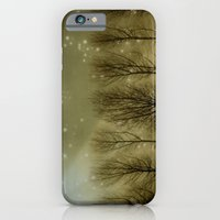 When Twilight Drops Her Curtain iPhone 6 Slim Case