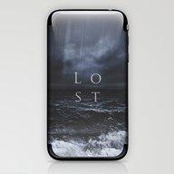 Lost In The Sea iPhone & iPod Skin